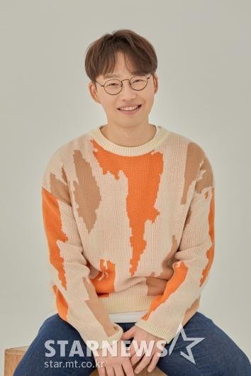 홍대광 '목소리 만큼 달콤한 미소'[★포토]