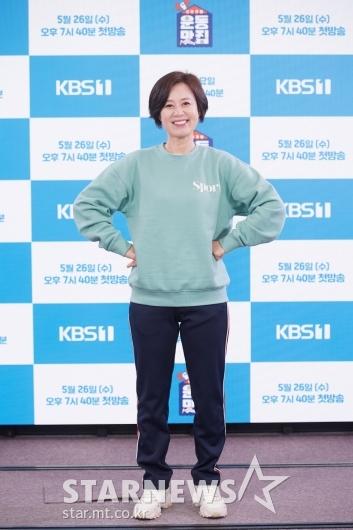 박미선 '몸짱 개그우먼'[★포토]