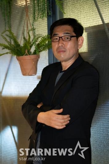 유하 감독 '카리스마 넘치는 눈빛'[★포토]