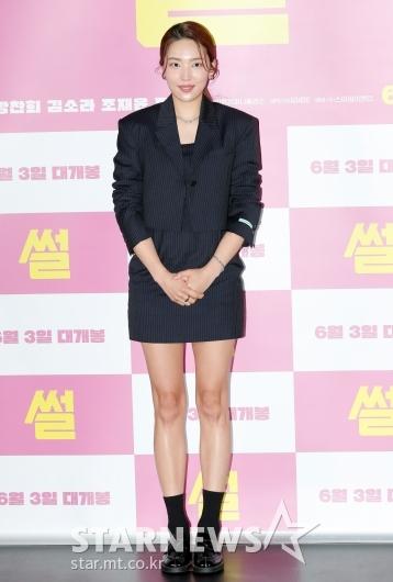 김소라 '롱다리 미녀'[★포토]