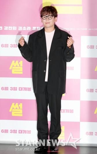 김강현 '이것이 주연배우의 하트'[★포토]