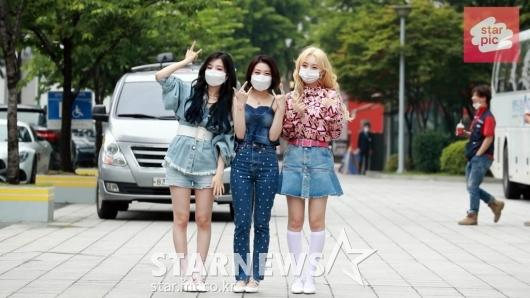 로켓펀치 연희-윤경-소희 '링링으로 만나요!' [영상]