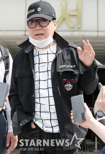 조영남 '그림 대작' 항소심 무죄[★포토]