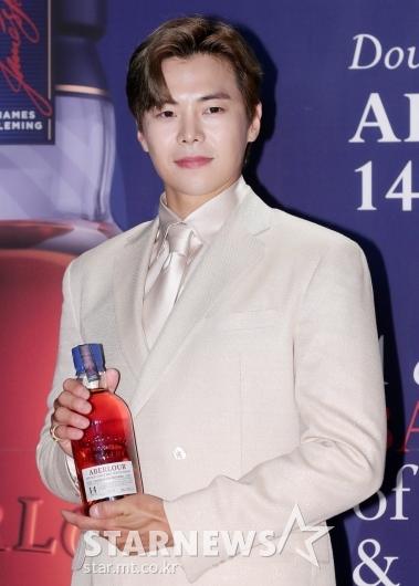 박은석 '로건리와 함께 마실래요?'[★포토]