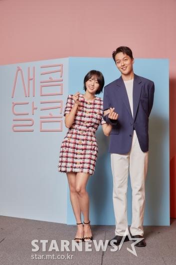 채수빈-장기용 '새콤달콤 연인처럼'[★포토]