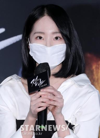 박윤 '아름다운 눈망울'[★포토]