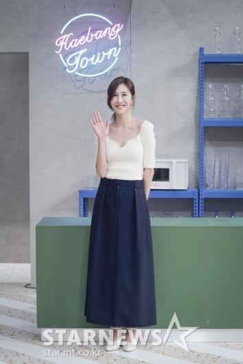 윤혜진 '완벽라인'[★포토]