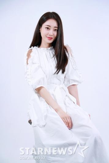 박경리 '순백의 미모'[★포토]