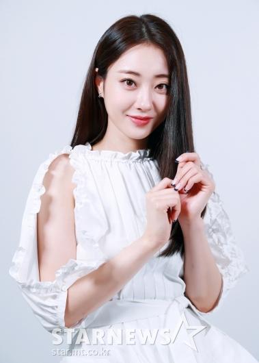 박경리 '수줍은 미소'[★포토]