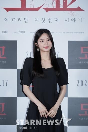 김현수 '깜찍미소'[★포토]