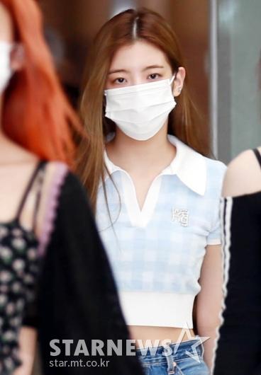 있지 리아 '수수한 미모'[★포토]