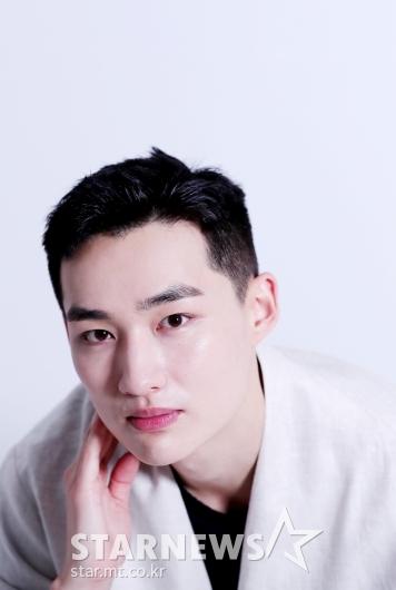 '오월의 청춘' 계엄군 연기한 배우 권영찬 [★포토]