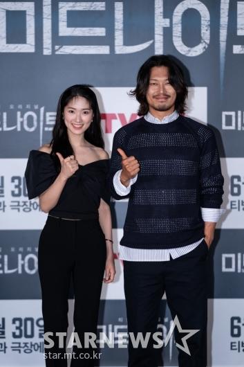 김혜윤-박훈 '미녀와 야수'[★포토]
