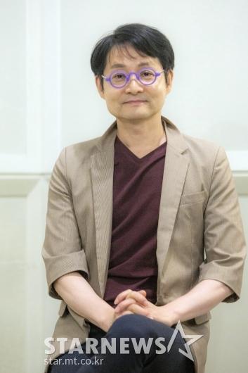 두 번째 영화 개봉 앞둔 김조광수 감독 [★포토]