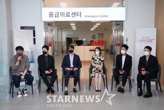 슬기로운 의사생활 시즌2 제작발표회 개최[★포토]