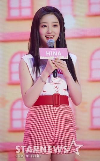 라잇썸 히나 '행복한 미소'[★포토]