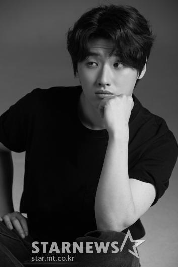 이다윗 '흑백이 잘 어울리는 배우'[★포토]