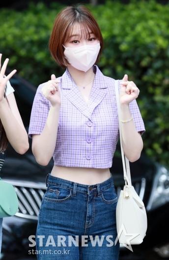 신지윤 '앙증맞은 하트'[★포토]