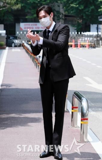 김영대 '예의바른 하트!'[★포토]
