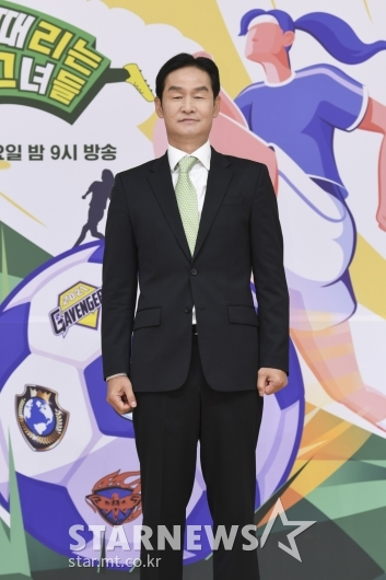 최용수 감독 '돌아온 레전드'[★포토]