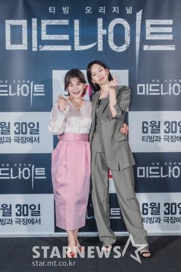 길혜연-진기주 '다정한 모녀'[★포토]