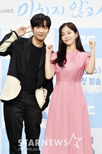 이상엽-김가은 '아름다운 커플' [★포토]