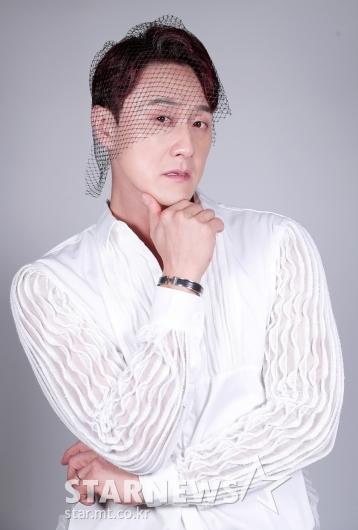 다비쳐 김원효 '망사 패션 어때요?' [★포토]