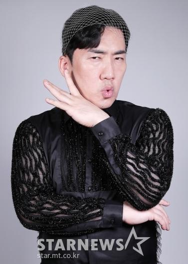 다비쳐 이상훈 '뇌쇄적 입술' [★포토]
