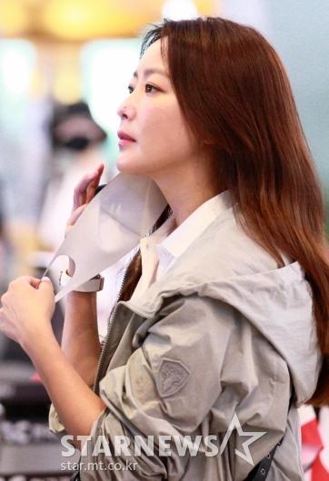 김희선 '눈부신 미모'[★포토]