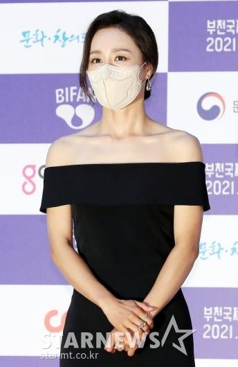 문정희 '아름다운 쇄골라인' [★포토]