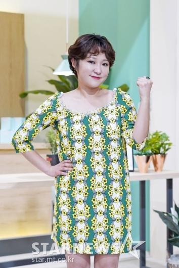 김현숙 '프로 솔로 육아맘' [★포토]