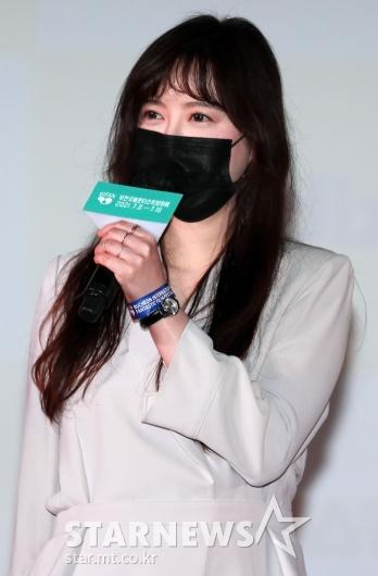 구혜선 '감독으로 인사드려요!'[★포토]