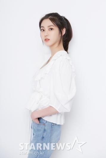 권은빈 '청순미녀'[★포토]