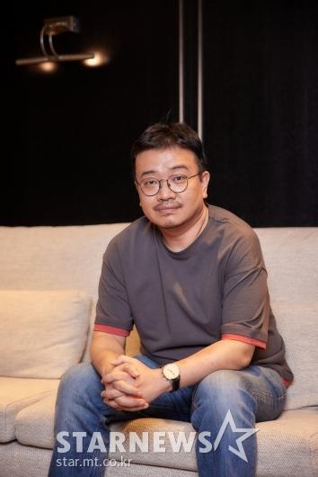 '방법:재차의' 개봉 앞둔 연상호 작가 [★포토]