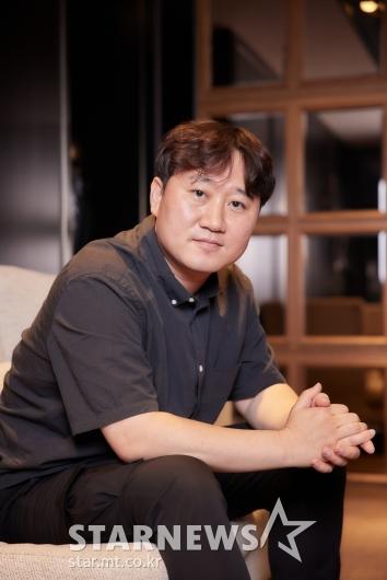 '방법:재차의' 김용완 감독, 카리스마 넘치는 눈빛[★포토]