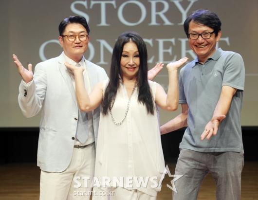김현철-한영애-김창기 '사운드프렌즈가 뭉쳤다' [★포토]