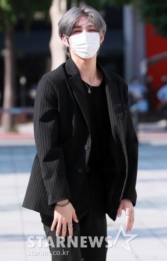 저스트비 임지민 '달달한 눈웃음'[★포토]