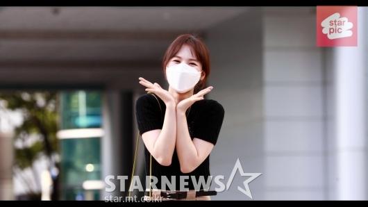 레드벨벳 웬디 '오늘의 포즈장인'[영상]