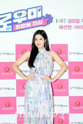 권은비 '아이즈원 해체 후 첫 공식활동' [★포토]