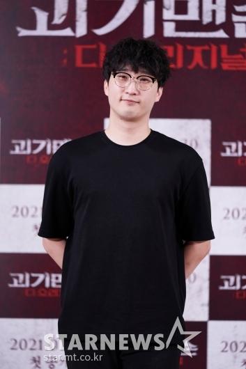 조바른 감독 '바른 자세 바른 표정'[★포토]