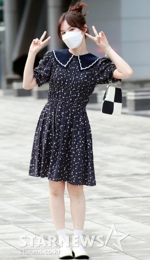 레드벨벳 웬디 '귀여운 소녀처럼'[★포토]