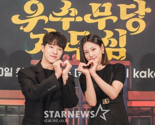 남다름-김새론 '선남선녀' [★포토]