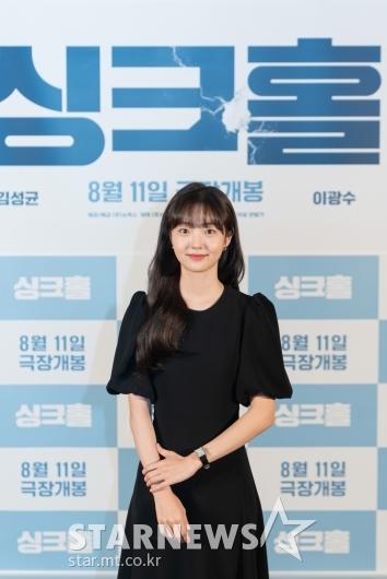 김혜준 '청초한 미모'[★포토]