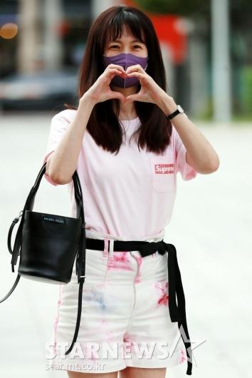 박소현 '여러분 사랑해요'[★포토]