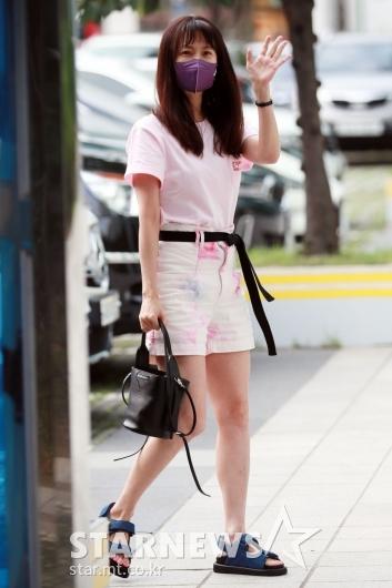 박소현 '오늘도 잘 부탁드립니다~'[★포토]