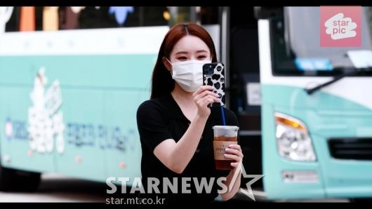 드림캐쳐 수아 '팬들과 즐거운 대화!'[영상]