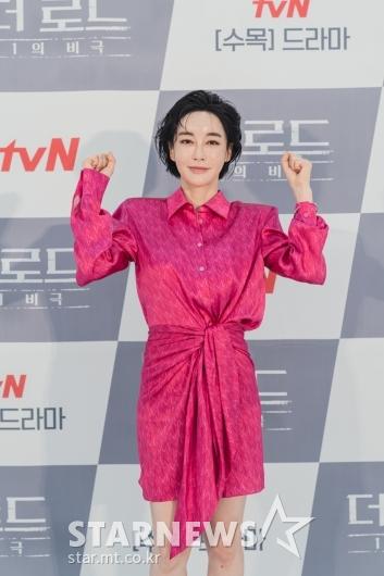 김혜은 '더 로드, 화이팅'[★포토]