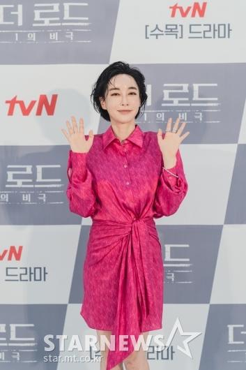 김혜은 '더 로드, 기대하세요'[★포토]