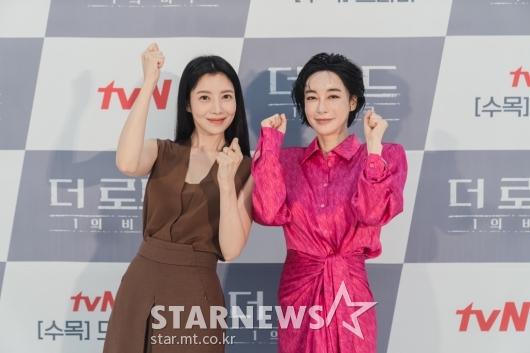 윤세아-김혜은 '포즈는 깜찍하게'[★포토]