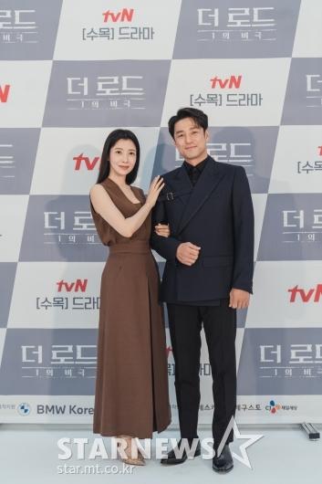 윤세아-지진희 '완벽한 커플'[★포토]